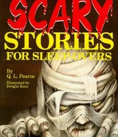 Super Scary Stories for Sleep-Overs by Dwight Been (Illustrator); Querida L. Pearce