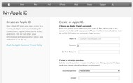 How to Get an Apple ID