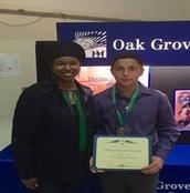 Oak Grove School District 'Every Student Succeeds' Award