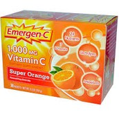 Many people take Vitamin C supplements.