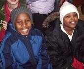 children that are happy