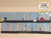 3rd Grade Cityscapes