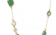 Pippa Necklace - Green
