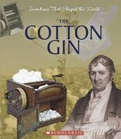 Book About Cotton Gin