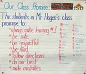 Our Class Promise