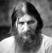 About Grigori Rasputin...