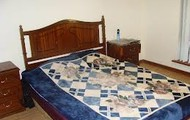 This is the first bedroom it is 34x27