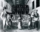 Jobs of Children in the factories