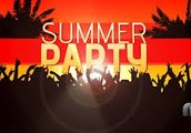 Summer is coming soon and there is going to be a super epic awesome summer party