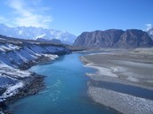 The Indus River