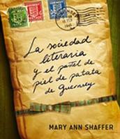 La sociedad literaria y el pastel de piel de patata, de M. Ann SCHAFER