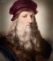 Leonardo Da Vinci himself