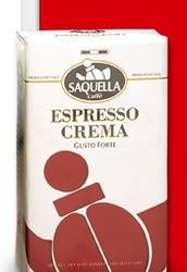 Saquella Espresso Crema 250g 2.99!