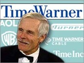 Ted Turner bought Time Warner