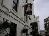 Vår underbara pub - The Victoria