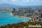 About Honolulu, Hawaii