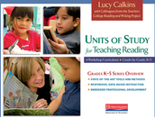 Common Vocabulary for Reading Units of Study