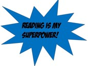 Reading is our Super Power!