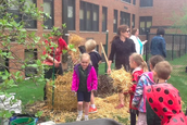 First Grade Gardeners