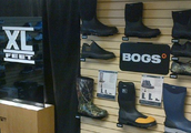 Your one stop solution for big shoes, boots and socks!