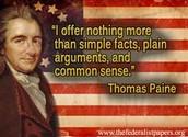 Thomas Paine Infographic