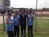 Finch Elementary at Special Olympics