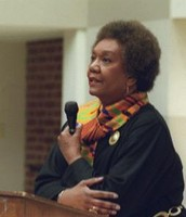 Dr. Frances Cress Welsing  helps me realize empowerment