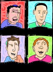 ארבעה הבנים