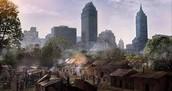 The City outskirts