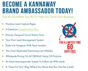 Become a Kannaway Brand Ambassador Today!