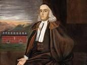 Who was William Stoughton?