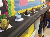 Plein Air/Art with Sarah Parker~4th Grade