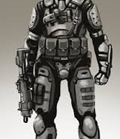 Soldier gunner toys for 7-14+
