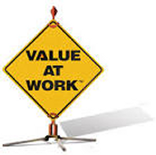 my workvalues results