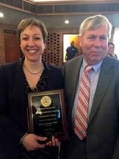 Dr. Champ Honored with Pathfinder Award