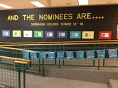 Golden Sower Nominees for 2015-2016
