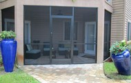 Screened Patios Available!*