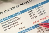 Payroll Tax, a tax on earned income that supports the Social Security and Medicare programs