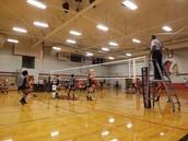 Decatur High School Volleyball!