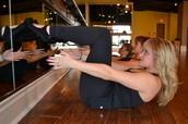 Get lean and gain flexibility