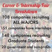 Fall 2016 Career and Internship Fair
