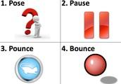 Pose, Pause, Pounce, Bounce!