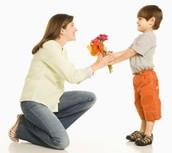 May 10 is Mother's Day!