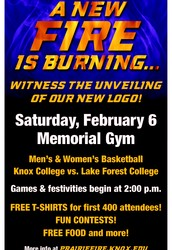 Cheer for Knox Basketball, Welcome a New Era for the Prairie Fire