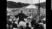 """ I Have A Dream "" Speech"