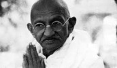 Gandhi Twitter
