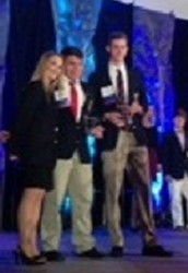HG Students Advance to DECA Internationals!