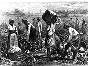 During slavery