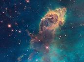 La nebulosa.