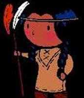 Cartoon Indians
